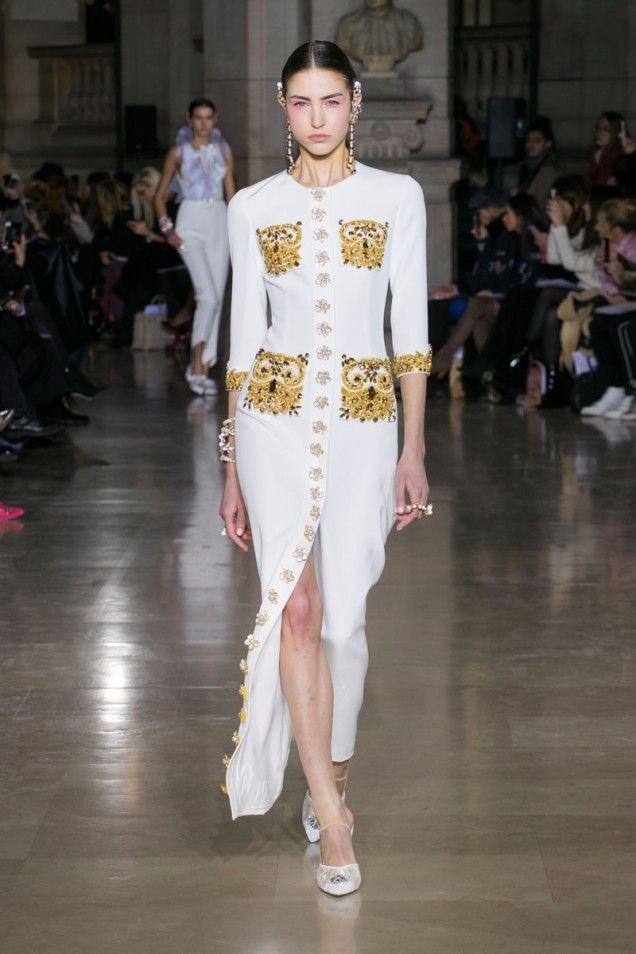449f7ba1b Georges Hobeika Haute Couture Spring Summer 2017 Collection