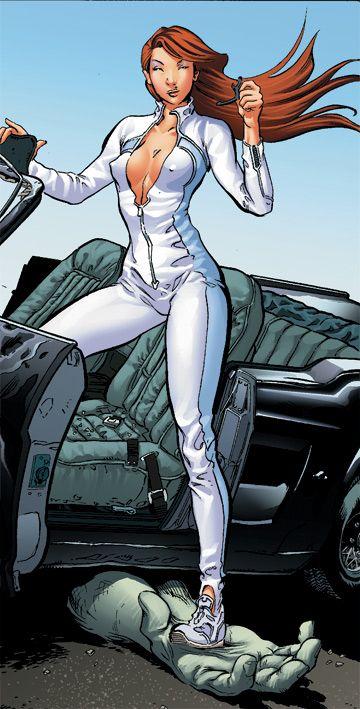 Pin on Marvel Comics (Heroines)