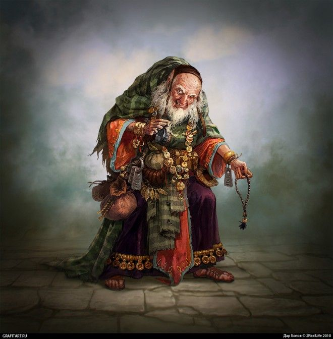 25 Beautiful Russian Concept Art works and Game Character ...