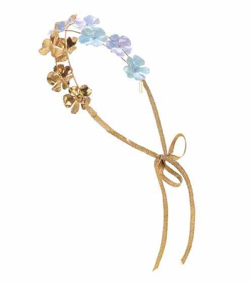 Jennifer Behr Poppy Circlet headband djuCP