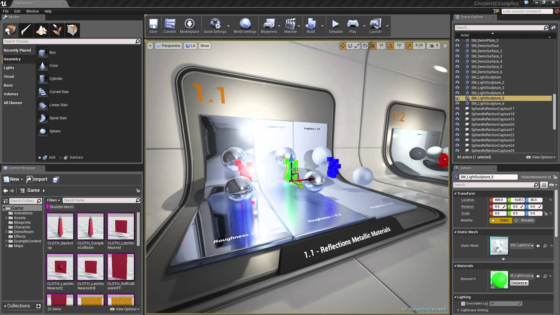 to Unreal Engine 4.1 Unreal engine, Engineering