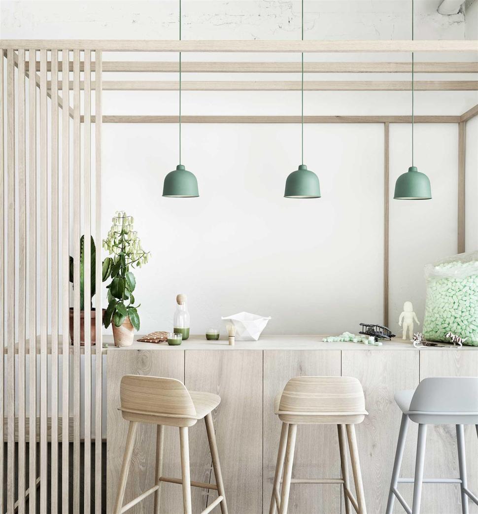 Grain Pendant From Muuto Nordicnest Com Muuto Furniture Home Decor Interior