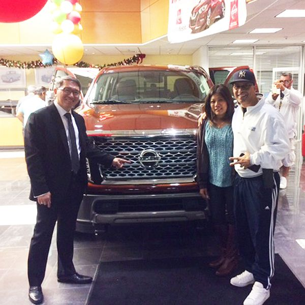 Mossy Nissan Chula Vista >> A Big Thanks To All Our Customers Who Came Out To The 2016 Titan