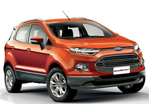 Ford Introduces Third Production Shift For Ecosport To Reduce