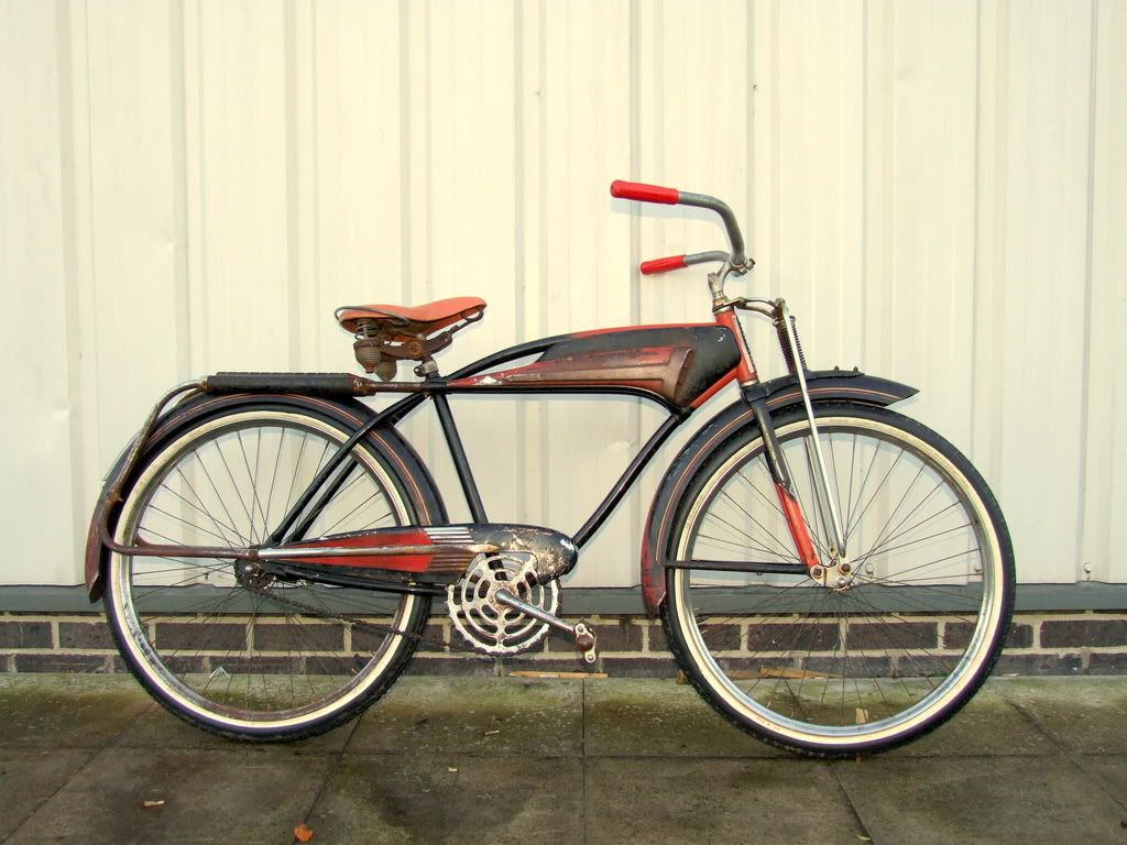 1950 Western Flyer Bicycle