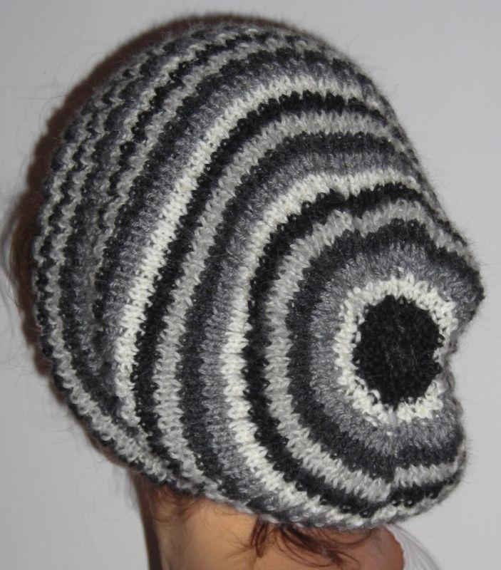tricoter un bonnet rasta au crochet