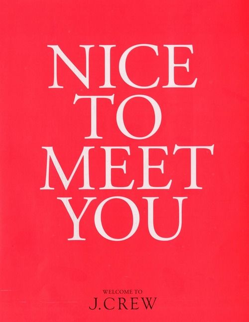 Nice To Meet You Words Design Quotes Pinterest Sunshine