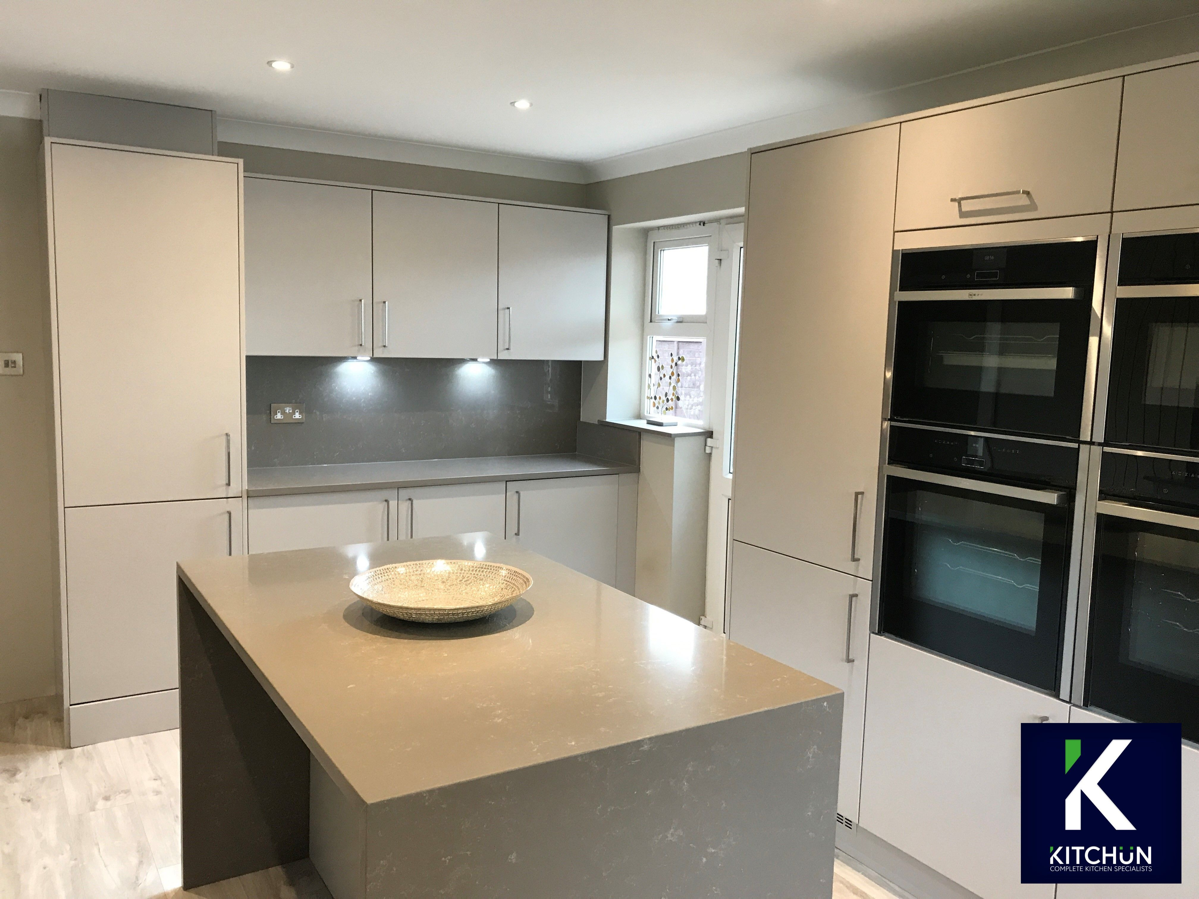 Kitchun supplied this stunning Second Nature Kitchens Porter