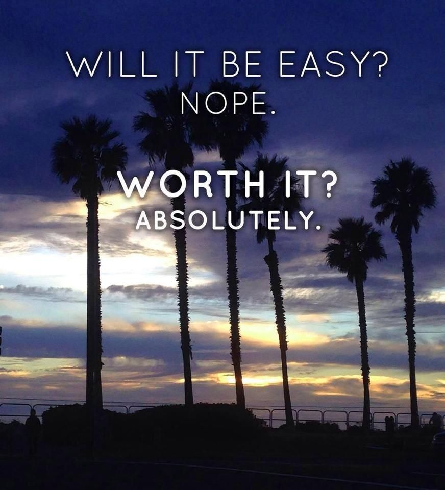 Image result for will it be easy nope quote