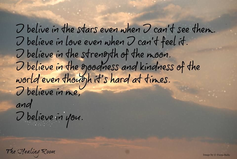 And I Believe In Us Emotions Quotes Pinterest Quotes