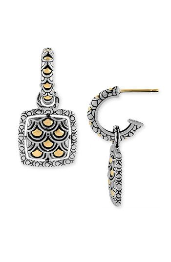 97c83f332 john hardy 'Naga' square earrings | jewelry in 2019 | Square ...