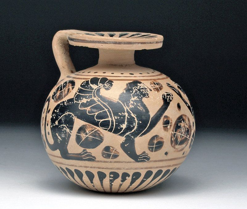 One of the finest Greek Potteries we've ever seen!