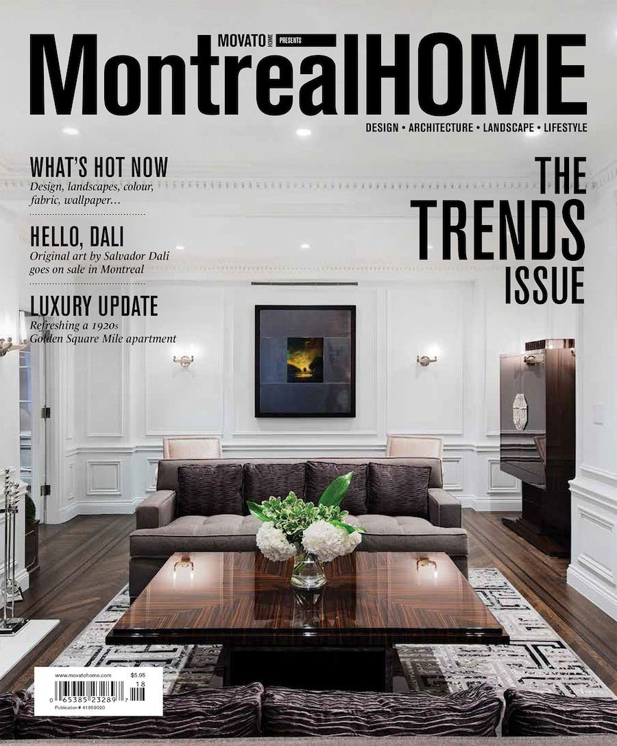 Montreal Home | The publication is focused on luxury interior design ...