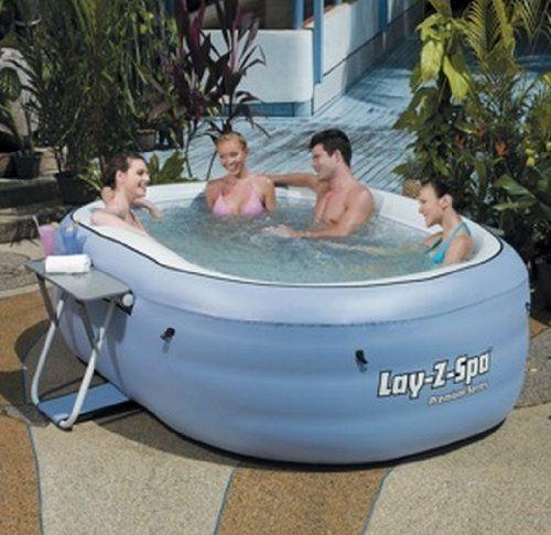Lay Z Spa Premium 4 6 Seater Portable Hot Tub Bestway Premium Series