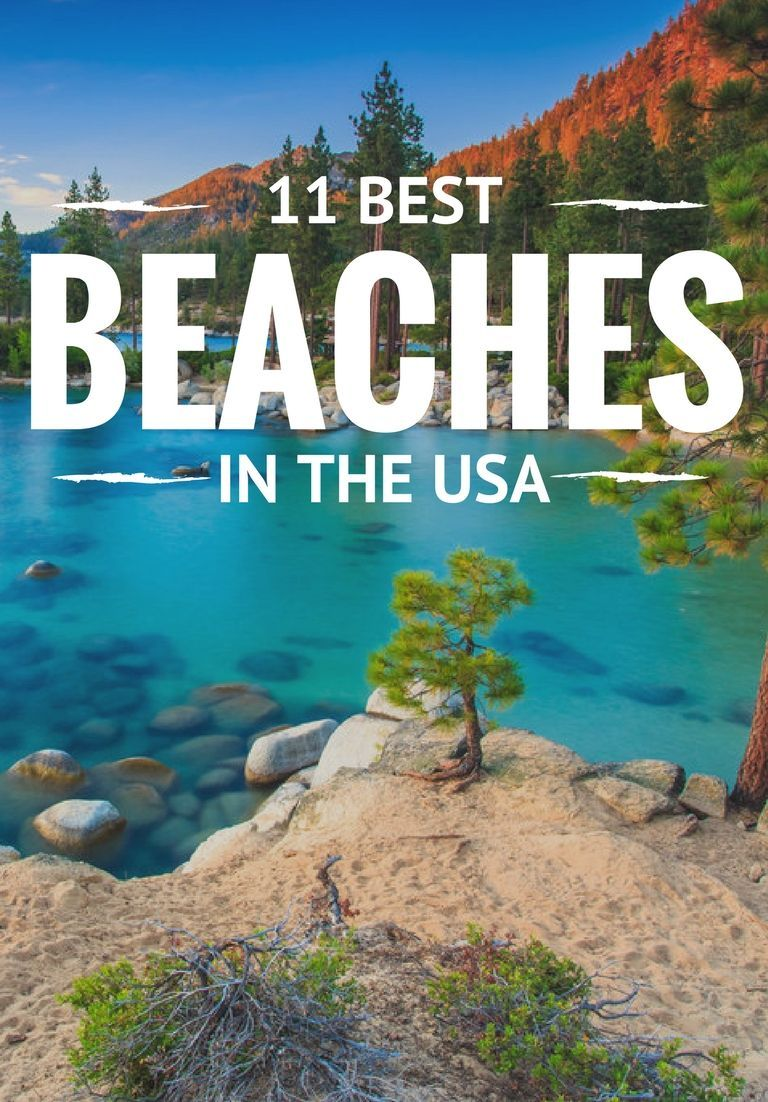 The 11 BEST Beaches in the USA in 2020 (Plus, Where to ...