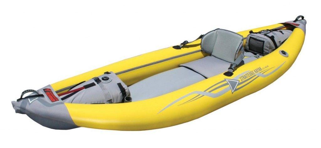 Ausgezeichnet Advanced Frame Aufblasbares Kayak Galerie ...