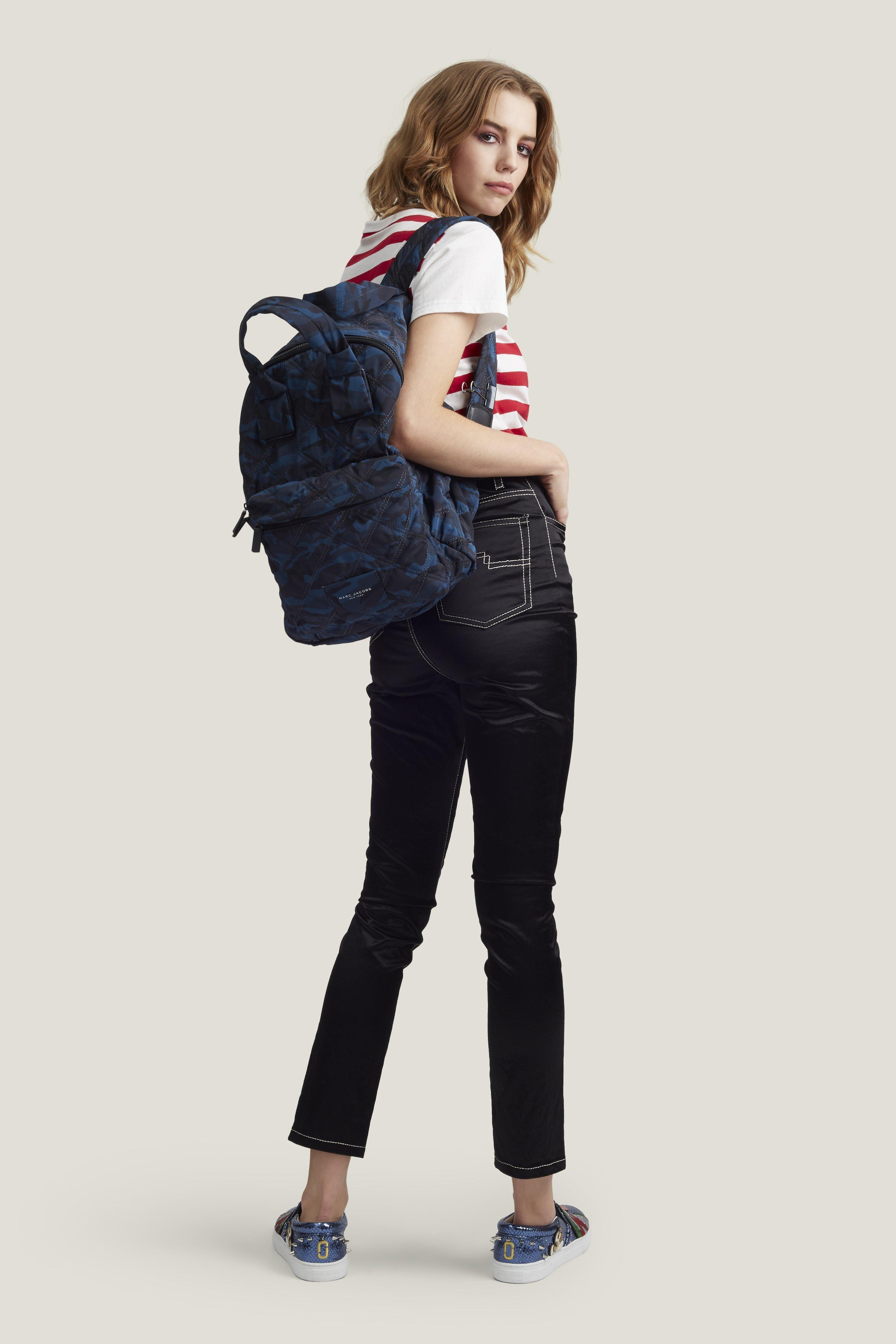 9de9b2b101c4 MARC JACOBS Camo Printed Nylon Knot Backpack.  marcjacobs  bags  nylon   backpacks