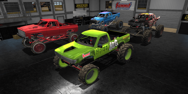 Trucks Off Road MOD APK 1.1.17437 (Unlocked All) Latest