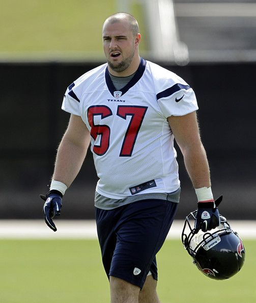 Cody White who plays for the Houston Texans was a former Normal Parkside JHS Python.