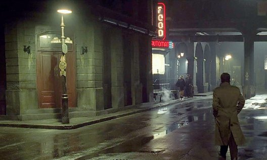 "Cinema e Arquitetura: ""Dark City"""