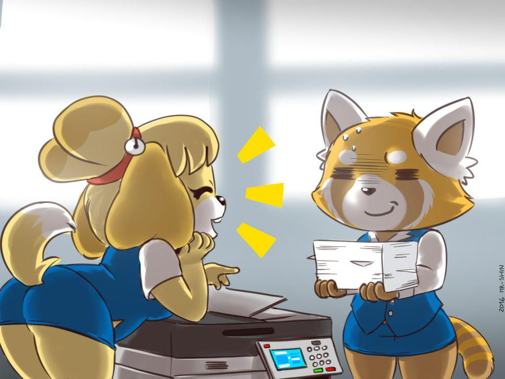 Animal Crossing Furry Porn can you just go to work please? | furry pics, animal