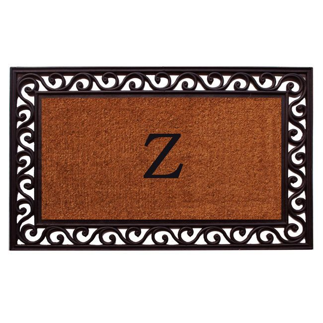 Momentum Mats Rembrandt Monogram Doormat