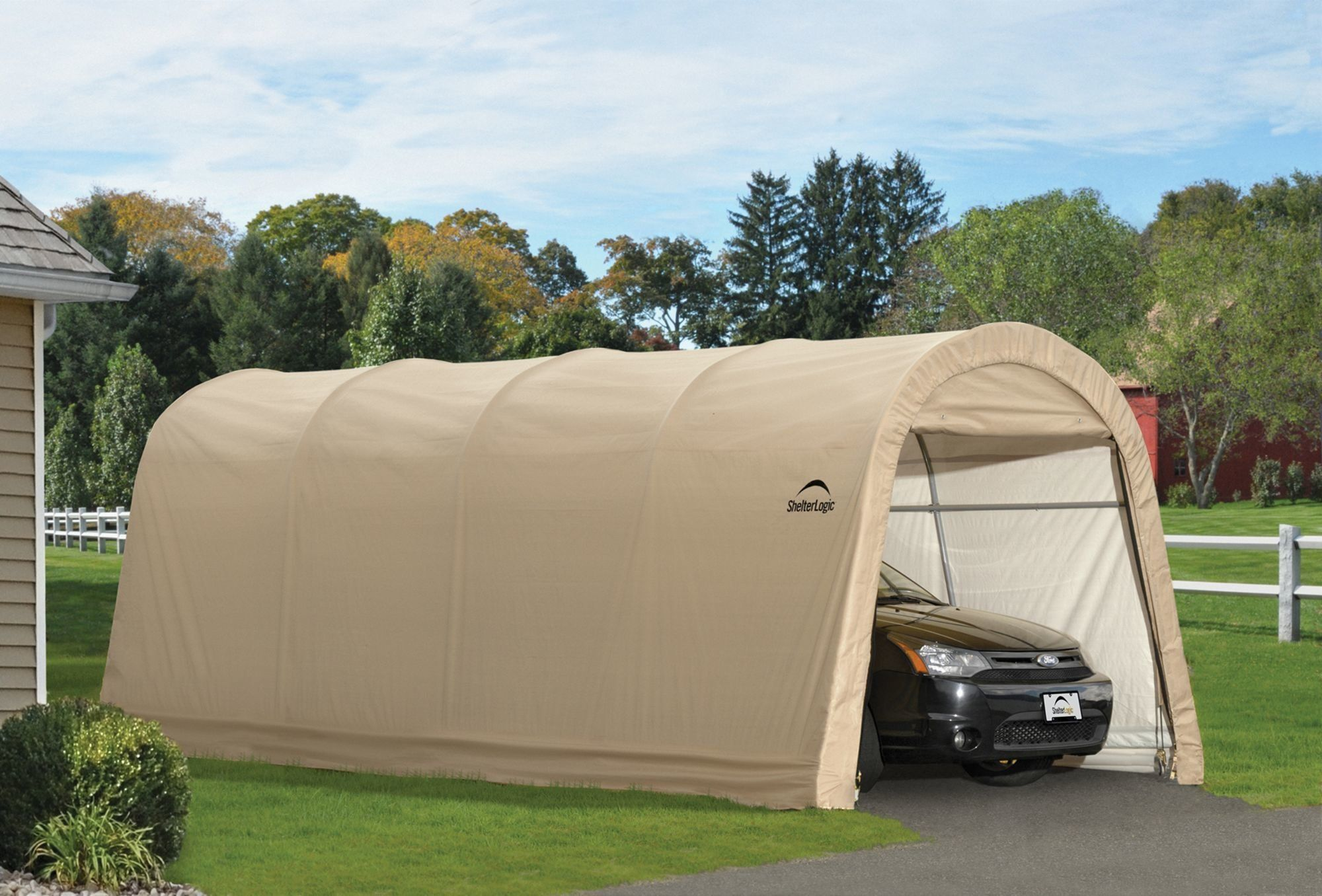 Garage Carport canopy, Instant garage, Portable carport