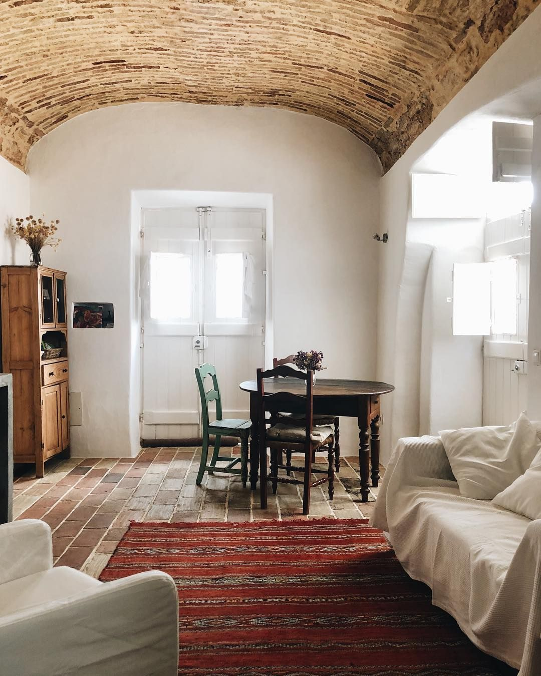 Vacation Rental Apartment Olhao Portugal Overtheocean Com Home And Living Bohemian Modern Style House Interior