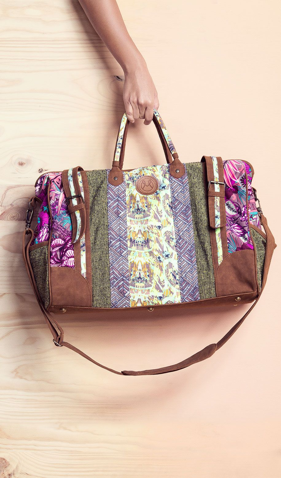 Maaji Beach Accessories brings you it's Beach Bag Weekender Bag ...