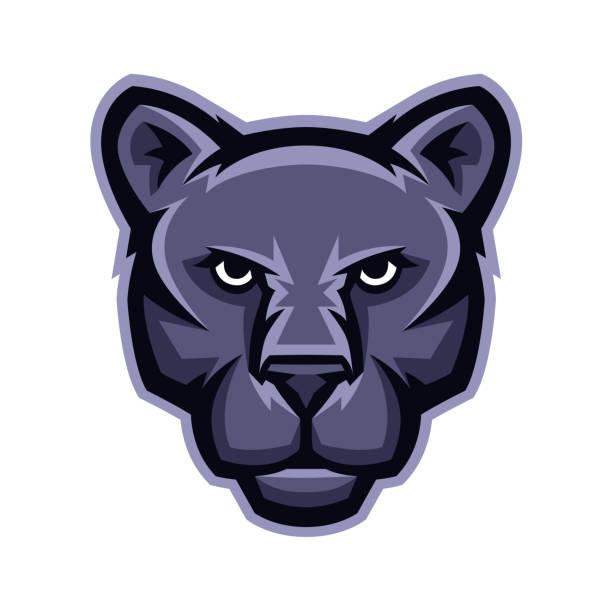 Pin on PanthersCougarsWildcats Logos