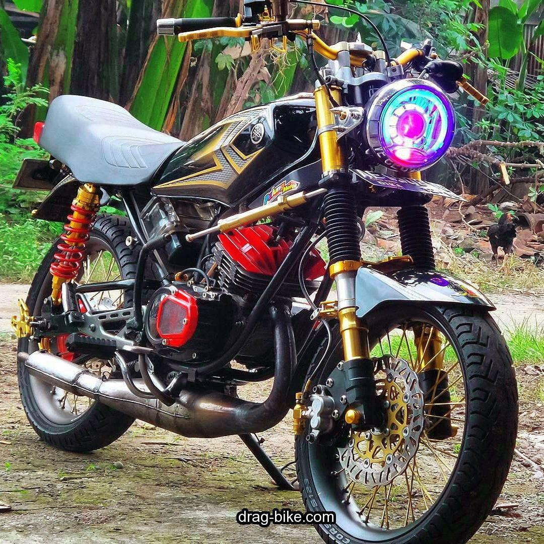 Foto Modifikasi Motor Rx King Standar King Cobra Gambar Motor