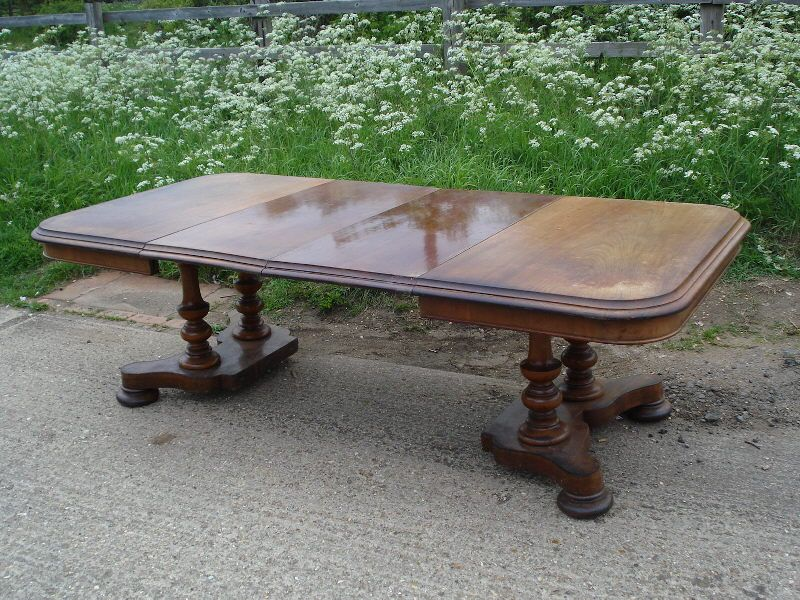 Antique Furniture Warehouse Antique Irish Dining Table 8ft