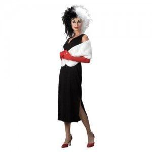 disfraces mujer villana