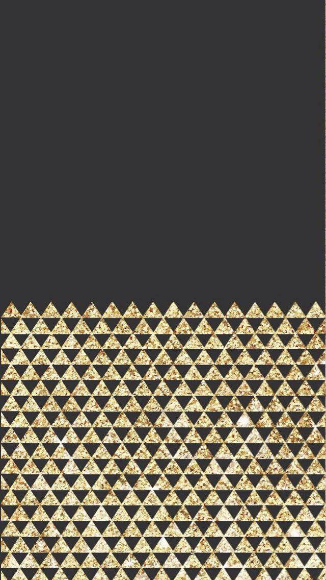 Golden Glitter Tap To See More Beautiful Iphone Hd Wallpapers For
