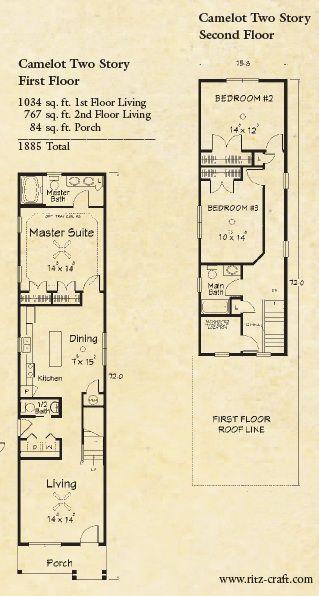 Pin On Shotgun House Plans