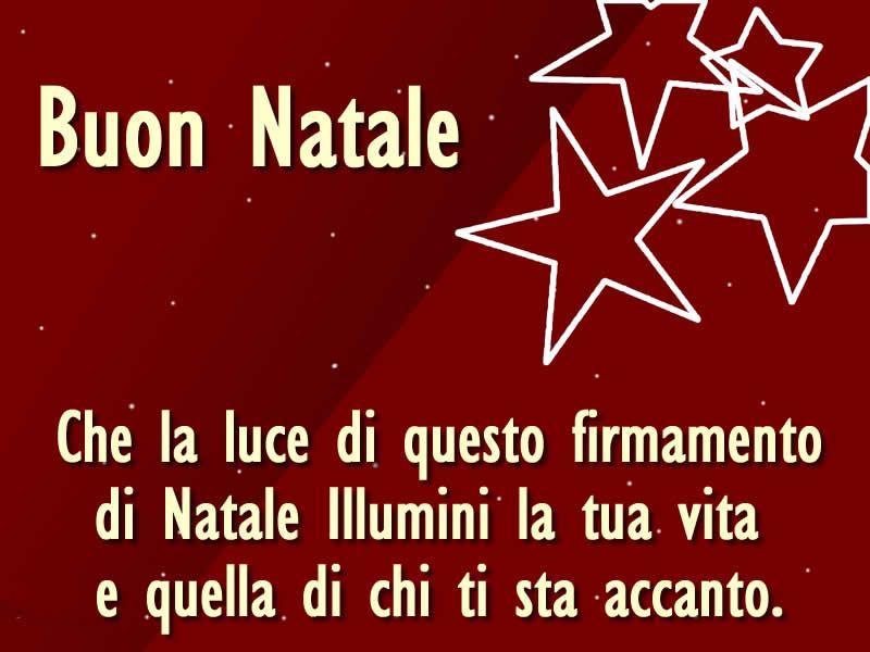 Buon Natale Con Frase Di Auguri Buon Natale Natale Auguri Natale
