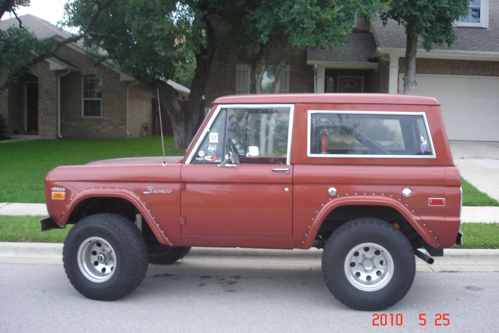 1970 Ford Bronco 4 4 For Sale Ford Bronco Bronco Ford