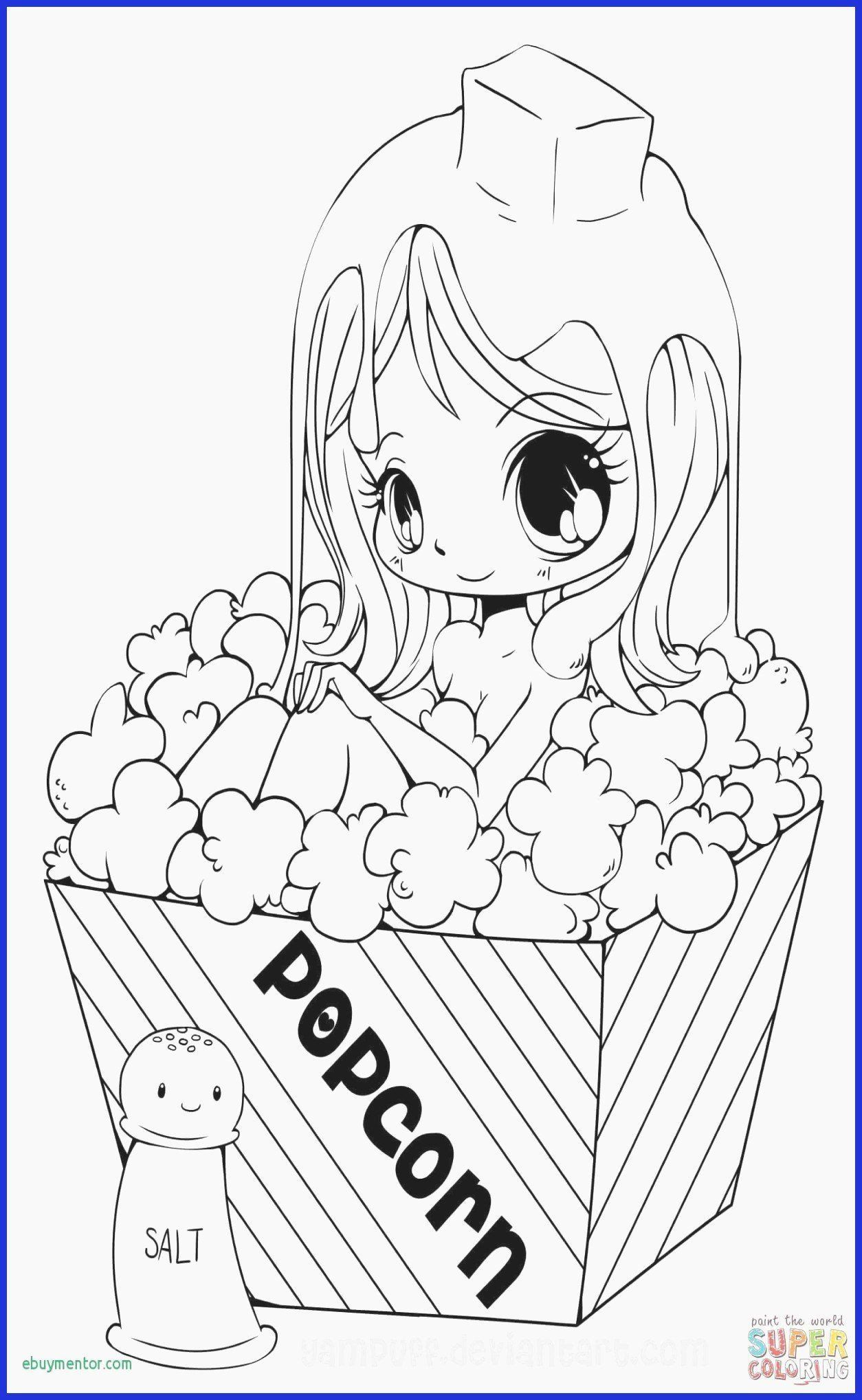 Coloring Games For Little Kids Coloring Books For Little Kids Inspirational Beautiful Anime In 2020 Chibi Coloring Pages Cartoon Coloring Pages Princess Coloring Pages