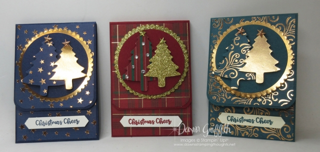 Photo of Two for Thursday ~ Brightly Gleaming Gift Card Holder Videos