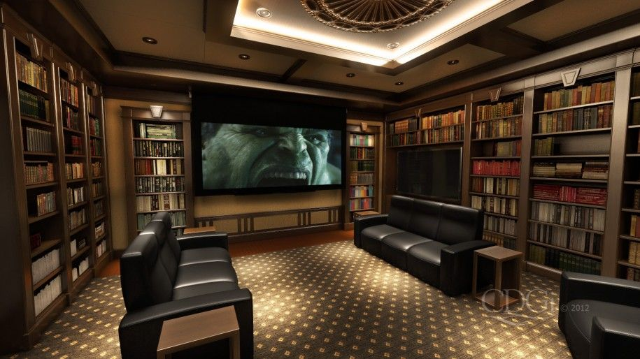 Fantastic Custom Home With Contemporary Custom Home Libraries