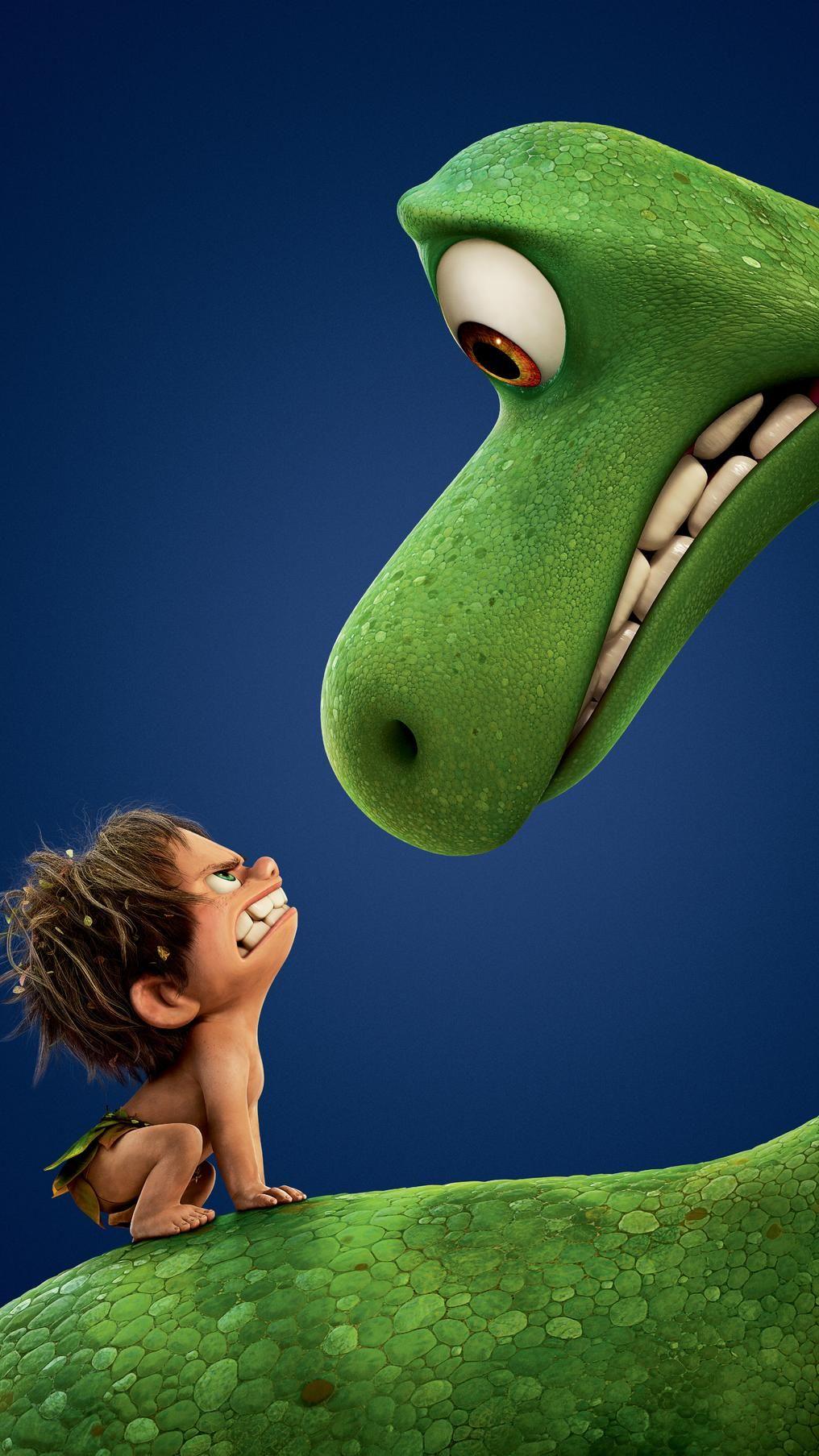 The Good Dinosaur (2015) Phone Wallpaper Disney