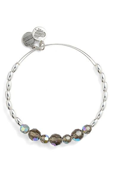 Alex and Ani Beaded Expandable Wire Bracelet (Nordstrom