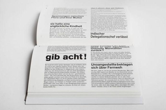 Schiff nach Europa Markus Kutter / #Triest Verlag #Zürich #Schwitzerland #typography #book #black #white #font #typo in Schiff nach Europa