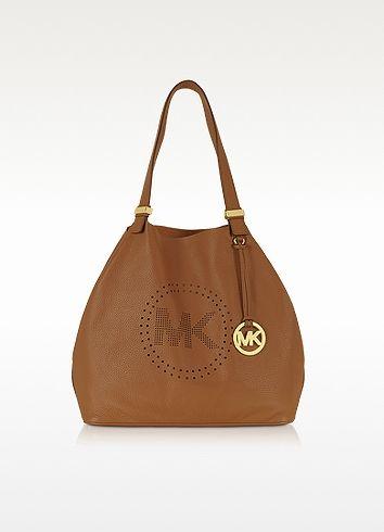Michael Kors Perforated Logo Grab Bag Forzieri