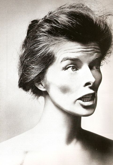 katherine hepburn {by richard avedon}