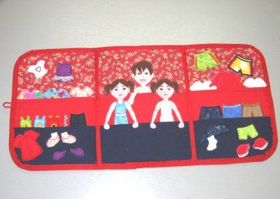 ©My Embroidery Haven, Paperdolls Davey Cloe Machine Embroidery Designs