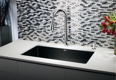 Blanco 400890 Precis Undermount Super Single Kitchen Sink