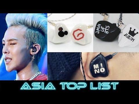 10 Things K Pop Idols Customized In Ear Monitors In Ear Monitors Kpop Ear