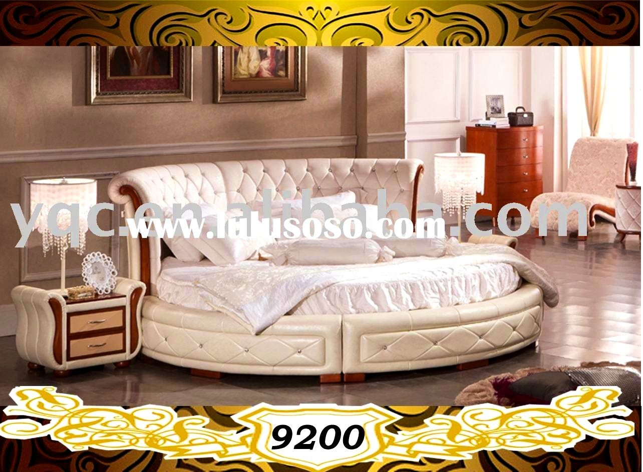 Bedroom Marvelous Luxury Round Bed Manufacturers Frames