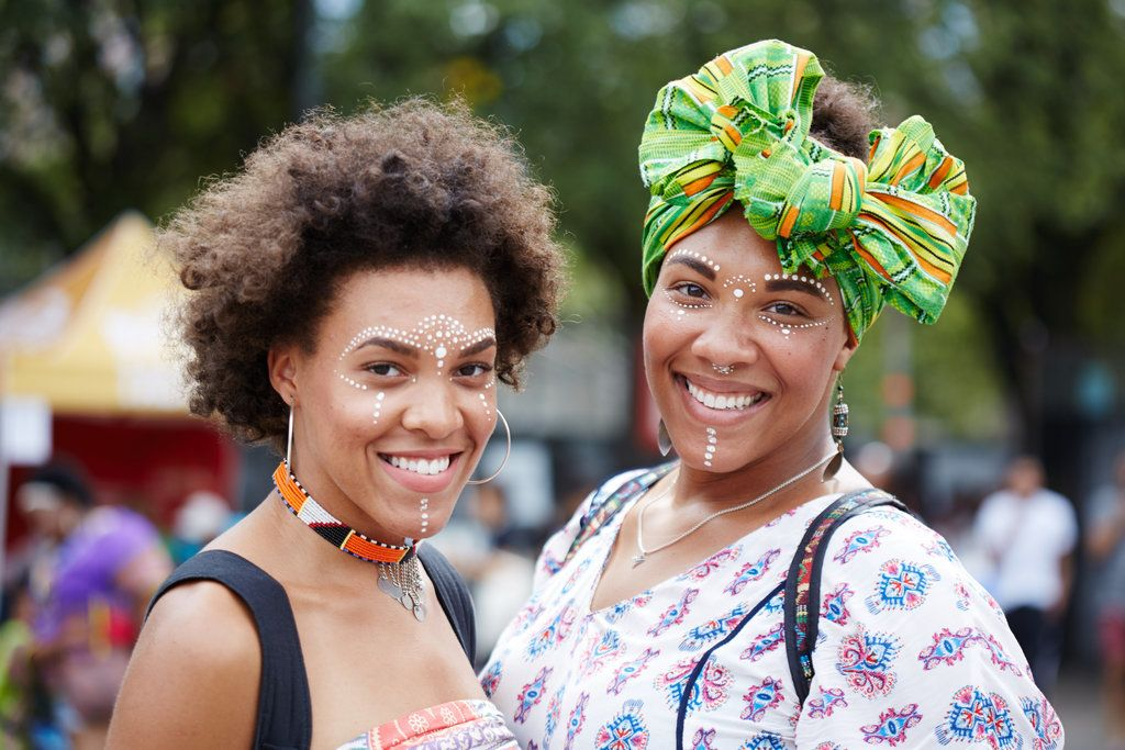 Brooklyn's Afropunk Festival Brought Out the Best in Black